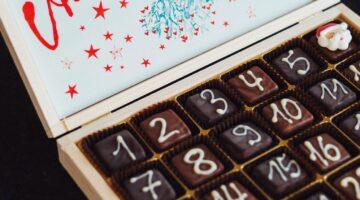suklainen joulukalenteri