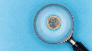 1 euron kolikko